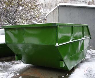 Новый бункер 8 м3
