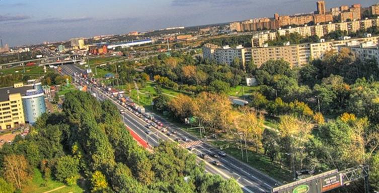 Фото Шоссе Энтузиастов Москва