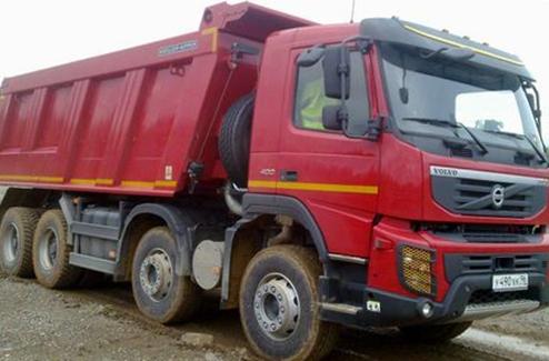 Volvo 25 тонн