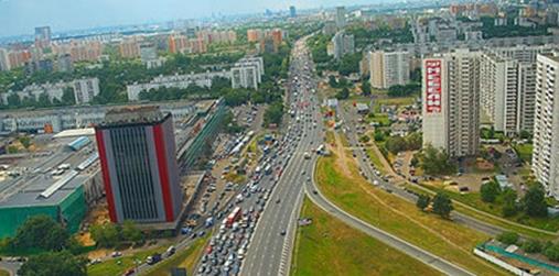 Фото Щелковское шоссе