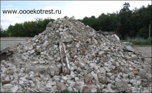 Строительные отходы переработка кирпича