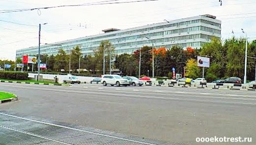 Перекресток Варшавское шоссе