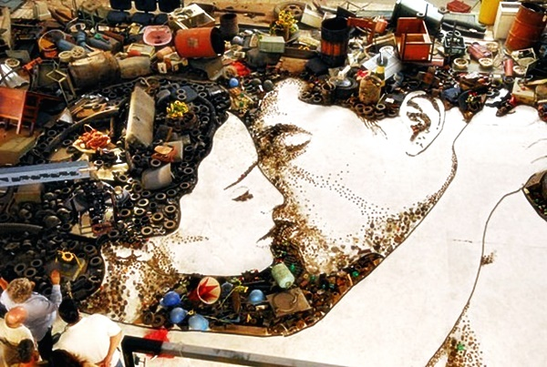 Мунис картина мусор