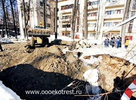 Вывоз грунта в Москве - особенности