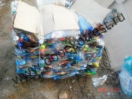 Вторичная переработка пэт бутылок