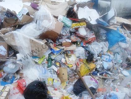 где заводы по переработке мусора?
