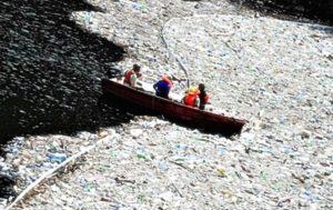 Сбор океанского мусора