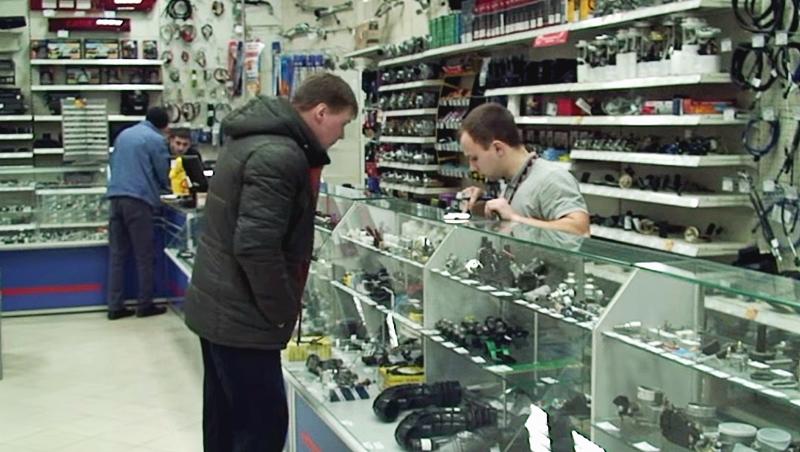 магазин авто запчастей в Новой Москве