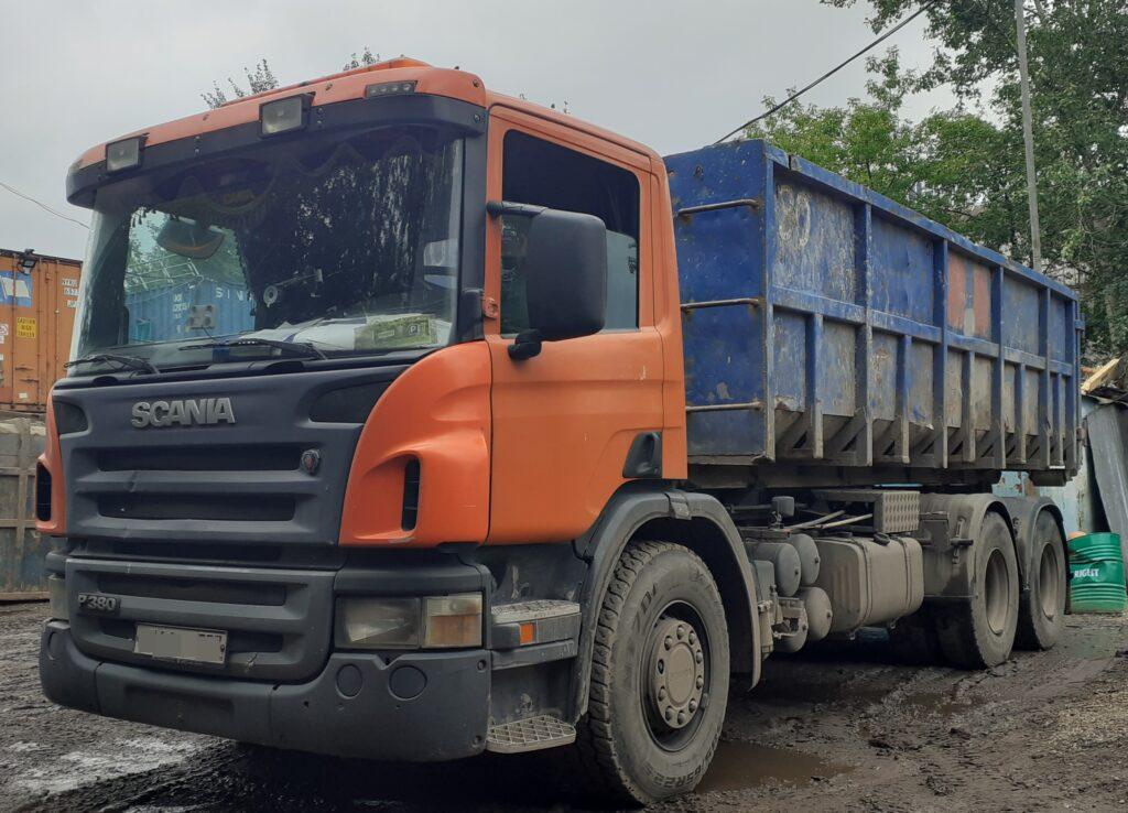 Scania 20 м3